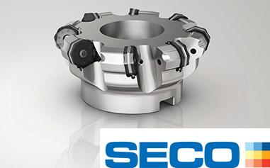 Seco Tools εργαλεία μηχανουργείου